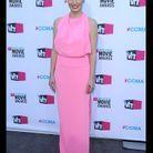 Jessica Chastain en Balenciaga aux Critic's Choice 2012.