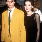 People trajectoire mode johnny depp costume moutarde Ryder Winona