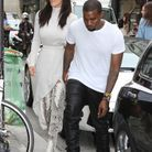 Kim Kardashian et Kanye Westfont leur shopping chez Colette