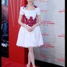 Emma Stone : De l'élégance fraîche signée Chanel à la première du film de Los Angeles.