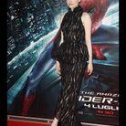 Emma Stone : éblouissante en Bottega Veneta lors de la première à Rome