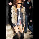 Rihanna en Topshop