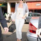 Le jean blanc