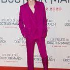 Le costume fuschia Stella McCartney
