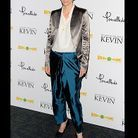 Le look pointu de Tilda Swinton