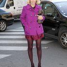 People mode tendance manteaux couleur alexandra glovanoff