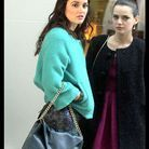 People mode tendance manteaux couleur leighton meester