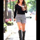 Le bermuda vu par Lea Michele