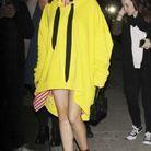 Marion Cotillard en robe-sweat Marques' Almeida