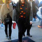 Marion Cotillard en veste Stella McCartney