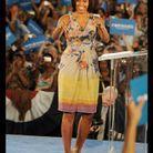 Le 22 août 2012 : elle donne un speech au War Memorial Auditorium