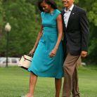Le 5 mai 2012 : Michelle et Barack Obama se rendent à Columbus