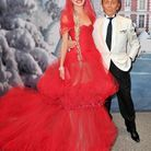 Natalia Vodianova en robe Valentino