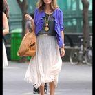 En total look Topshop et sac Givenchy