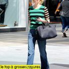 People mode tendance fashion academy palmares grosses rayures january jones
