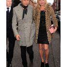Kate Moss et Jamie Hince, les plus British