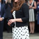 La robe de grossesse Topshop de Kate Middleton