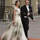 La robe H&M Conscious de Victoria de Suède