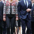 La veste Isabel Marant pour H&M de Victoria de Suède