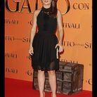 Salma Hayek en Gucci à Rome