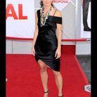 Sandra Bullock en petite robe noire