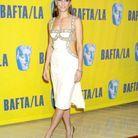 Sandra Bullock en robe-bijoux