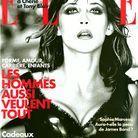 People couverture sophie marceau ELLEN VON UNWERTH 1999