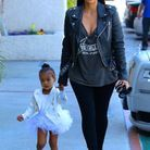 Kim Kardashian et North West