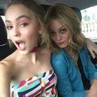 Vanessa Paradis et Lily-Rose Depp