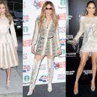 Jennifer Lopez et la pose tapis rouge « regardez-moi »