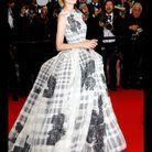Diane Kruger : ceci est mon tapis rouge