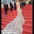 Eva Longoria : ceci est mon tapis rouge