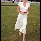 People trajectoire mode princesse casual Charlene Wittstock