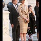 People trajectoire mode princesse le tailleur Charlene Wittstock