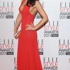 La robe rouge de Chéryl Cole