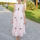 People tapis rouge defile croissiere chanel Alexa chung