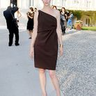People tapis rouge defile croissiere chanel anna mouglalis