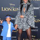 Kelly Rowland et son fils Titan