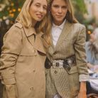Alexandra Golovanoff et Monica Ainley