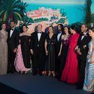 La famille princière monégasque