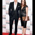 Colin Firth et Livia Gugglio