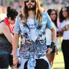 Jared Leto et sa chemise hawaïenne