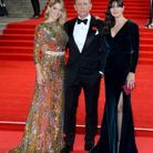 Léa Seydoux, Daniel Craig et Monica Bellucci