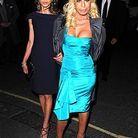 People_fashion_week_londres_Donatella_Versace_fille_Alegra