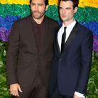 Jake Gyllenhaal et Tom Sturridge