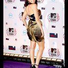 People tapis rouge mtv awards ema kelly brook