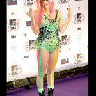People tapis rouge mtv awards ema kesha