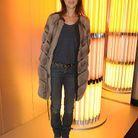 Charlotte Gainsbourg au défilé Chanel