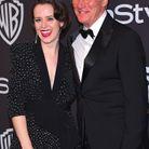 Claire Foy et Richard Gere