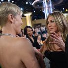Charlize Theron et Jennifer Aniston